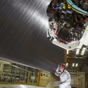 Airbus A350 XWB Composite Rear Spar 5