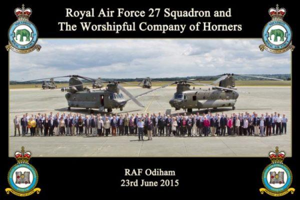 27 Squadron visit 2015 1