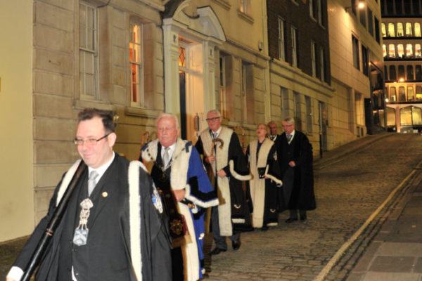 inst procession