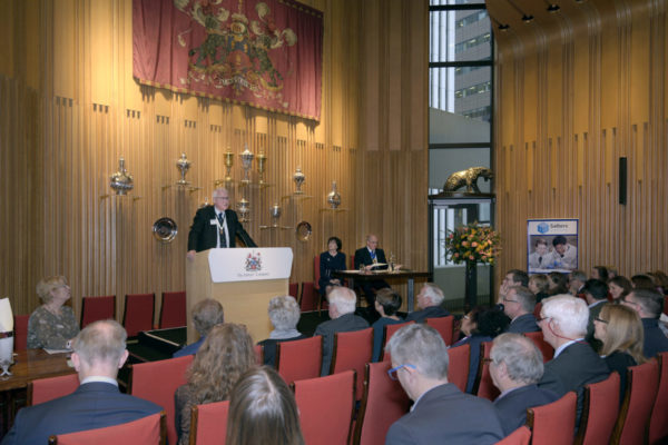 Salters' Institute Awards, Friday 6th December 2019, Salters' Hall, London EC2Y 5DE