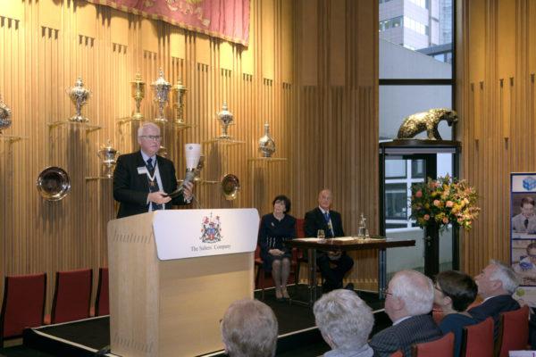 Salters' Institute Awards, Friday 6th December 2019, Salters' Hall, London EC2Y 5DE